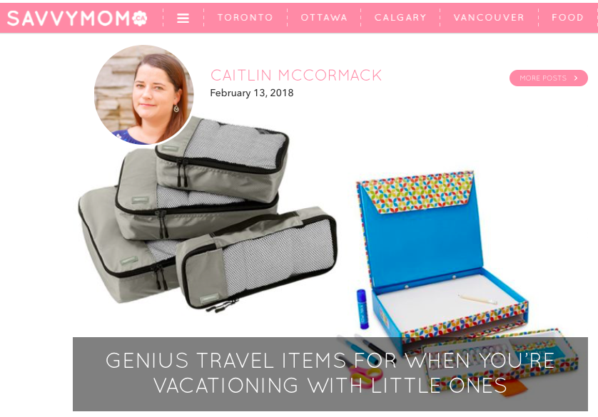 Genius Travel Items for When You're Vacationing With Little Ones
